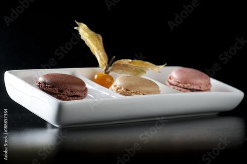Aluminium Macarons macarons.