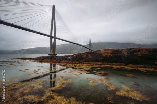 Norwegen | Nordhordlandsbrua - 188680712