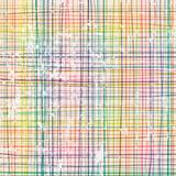 grunge multicolored lines background, vector illustration