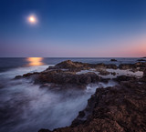 On the moonlight /