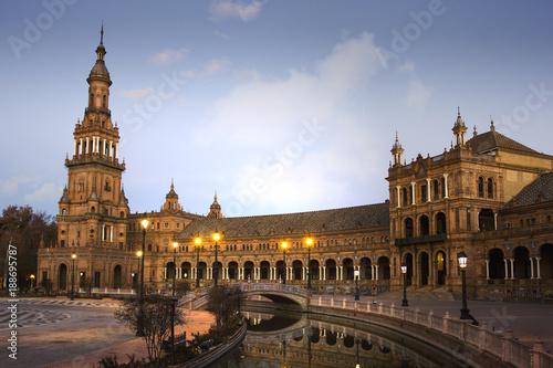 Plaza de espana, Sevilla - 188695787