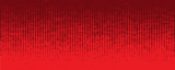 Red Halftone Background - 188709136
