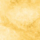 yellow gold watercolor texture background, hand painted - 188709527