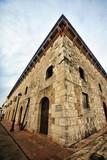 Colonial building of Las Casas Reales at Santo domingo - 188721184