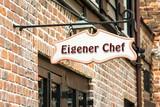 Schild 275 - Eigener Chef - 188725154