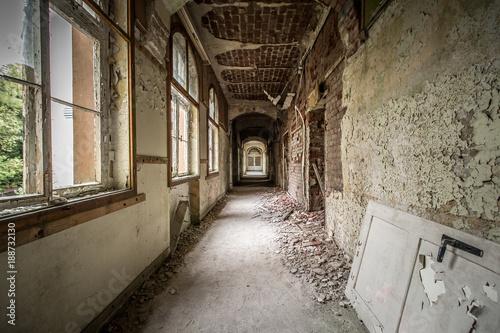 Heilstätte - Lost Place