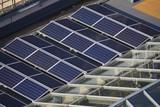 Solar panels roof - 188738349