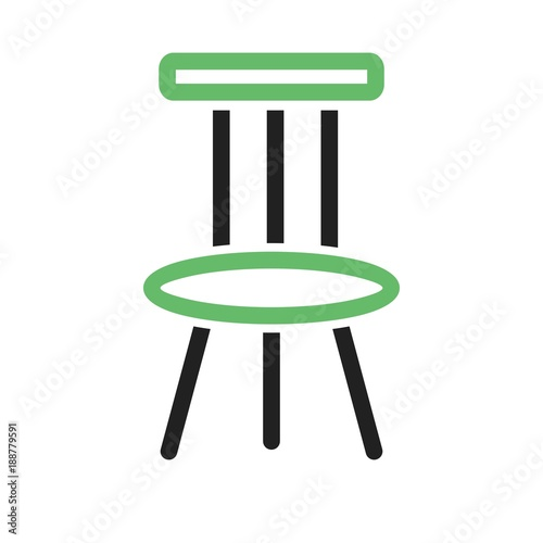 Chair, modern, furniture