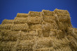 straw bales of straw - 188800994