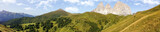 Panoramic view of Dolomites Alps - 188801181