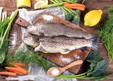 Fresh fish - 188807332
