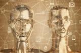 Artificial intelligence concept - Internet, network, globalization - 188848338