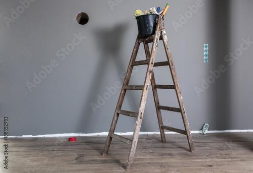 Repair in the apartment