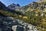 Amazing landscape with Malyovitsa peak, Rila Mountain, Bulgaria - 188881527