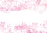 桜たくさん ピンク - 188887124