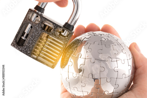 technology security on global network