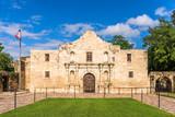 The Alamo in San Antonio, Texas, USA. - 188934374