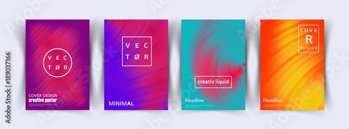 Abstrakcjonistyczny geometryczny deseniowy tło dla biznesowego broszurka pokrywy projekta. Szablon transparent niebieski, żółty, fioletowy, różowy wektor plakat.