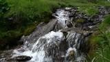 Creek or waterfall flowing - 189042725