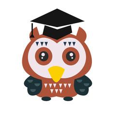 cartoon owl animal