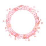 桜 フレーム - 189054198