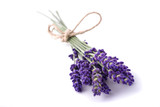 Lavender flowers bunch tied - 189074140