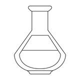 Chemistry flask symbol icon vector illustration graphic design - 189141307