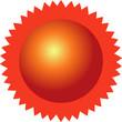 Cartoon sun.eps - 189147951