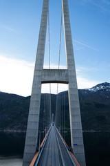 Hardanger Brücke