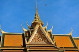 Cambodia, Royal Palace in Phnom Penh