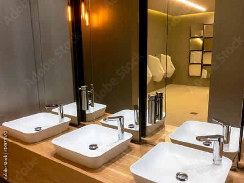 Sinks with Mirrors | Buy Photos | AP Images | DetailView