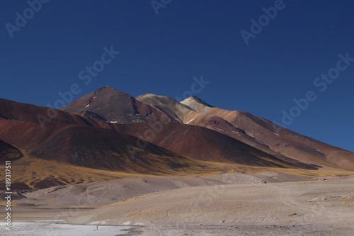 Keuken foto achterwand Nachtblauw San Pedro de Atacama 7