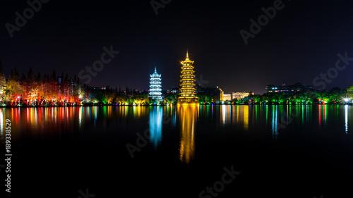 Fotobehang Guilin Guilin