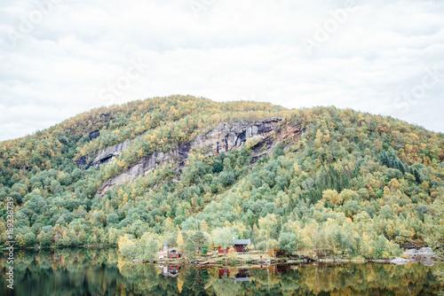 Fotobehang Olijf Bodø, Norway