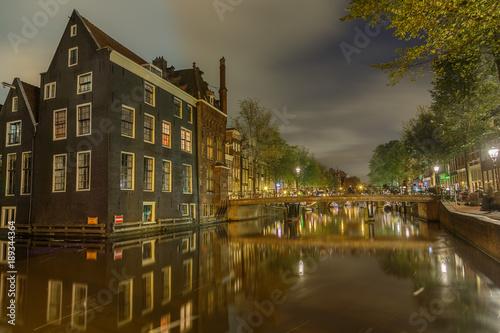 Deurstickers Amsterdam Amsterdam Netherlands