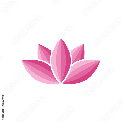 Lotus flower abstract logo water lily silhouette buy photos ap lotus flower abstract logo water lily silhouette mightylinksfo