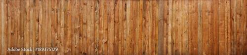 Leinwandbild Motiv Brown wood plank wall texture background