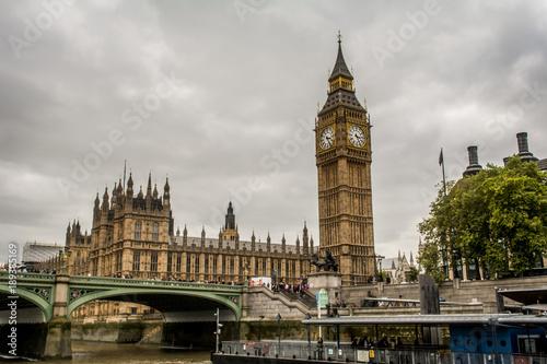 Papiers peints Londres Parliament