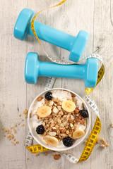 healthy fitness breakfast