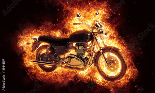 dramatic-fine-art-of-a-burning-motorcycle