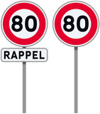 PANNEAU 80 RAPPEL - 189538138