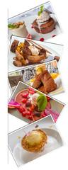 assortiment de desserts © Unclesam