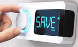 Saving Money; Decrease Energy Consumption - 189586713