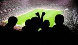 soccer fans stadium