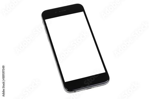 Smartphone, freigestellt