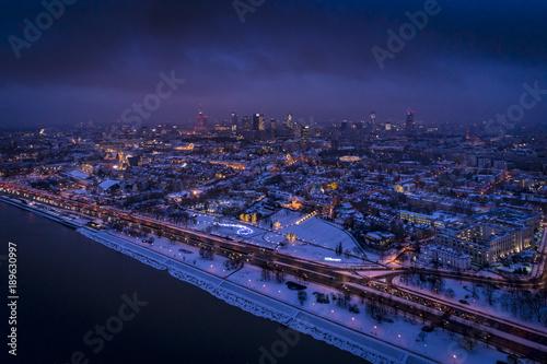 Warszawska zima