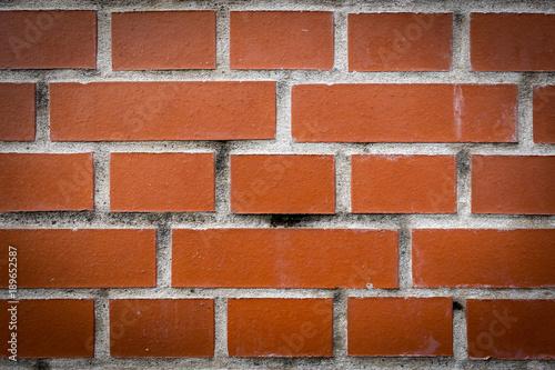 Foto op Plexiglas Baksteen muur Hintergrundstruktur
