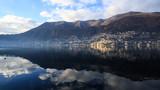 panorama sul lago di Como - Torno - 189652780