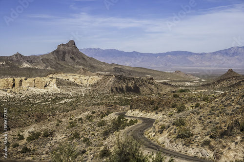 Foto op Canvas Arizona Arizona landscape in summer