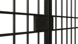 Metal jail bars - 189705752